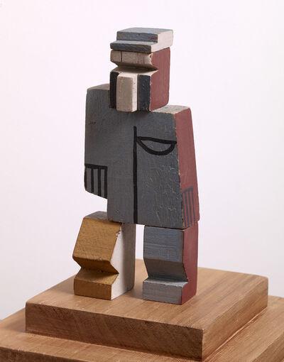 Joaquín Torres-García, 'Hombre (Man)', 1930