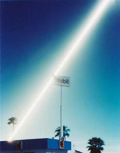 Ken Kitano, 'A signboard of Mobil, 2013', 2013