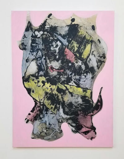 Jeanne Neal, 'King Candy Coated Chaos', 2018