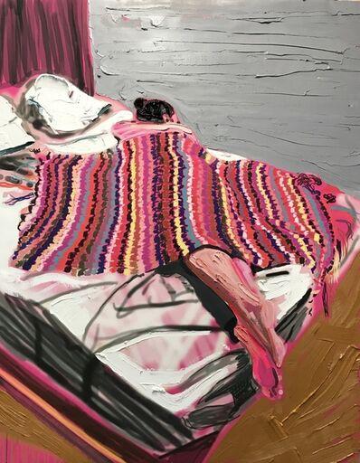 Kim Dorland, 'Blanket', 2017