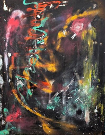 Thierry Furger, 'Fluechtig 8', 2020