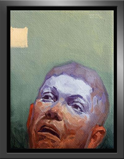 Denis Sarazhin, 'Portrait XD', 2020