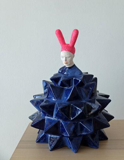Iván Prieto, 'Lady crystal', 2019