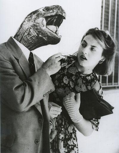 Grete Stern, ' Amor sin ilusión, Sueños # 28, de la série Los sueños de trasposiciones, Idilio n° 64', 1950