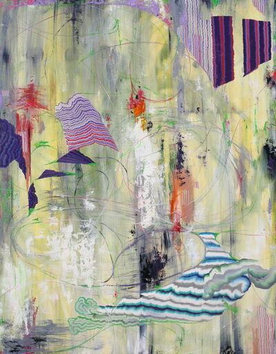 Kim Young-Hun, 'p. 1601 - Electronic Nostalgia Noise', 2016