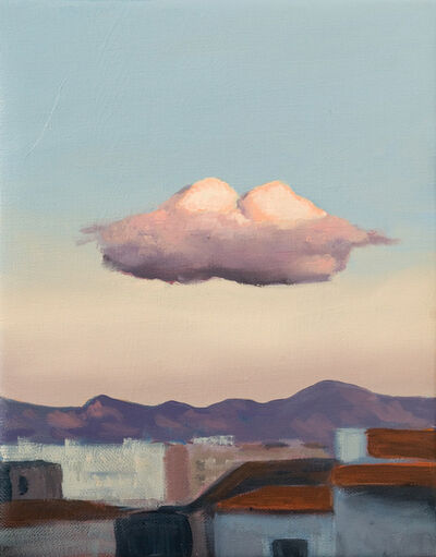 Angel Mateo Charris, 'Nube II', 2017