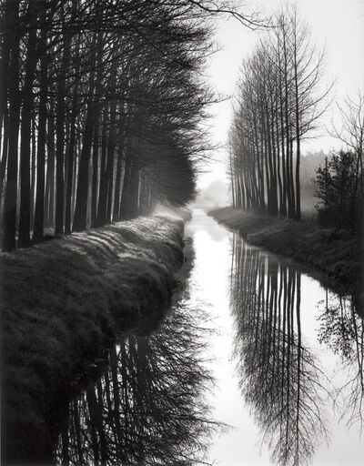 Brett Weston, 'Holland Canal', 1971
