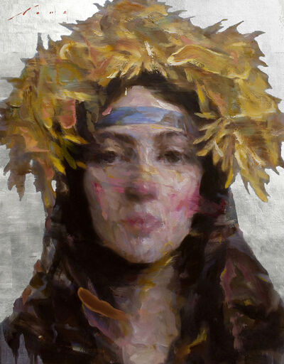 Vincent Xeus, 'O Muse', 2015