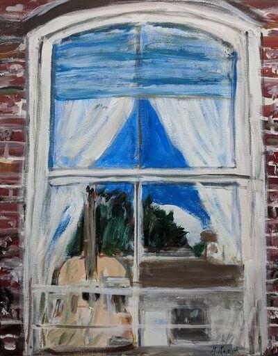Marjorie Magid, 'A Window in Saugerties', 2020