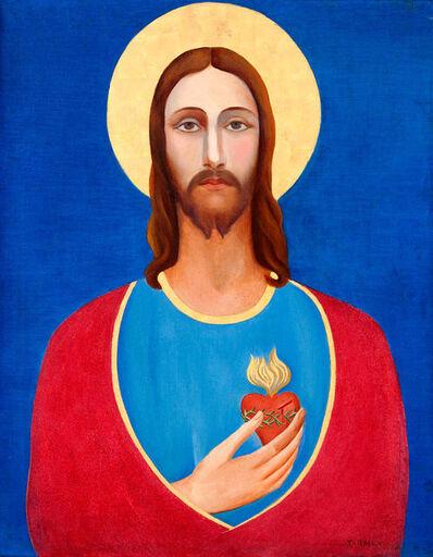 Tarsila do Amaral, 'Coração de Jesus', 1926