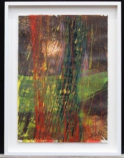 Arnulf Rainer, 'untitled (Übermalung)', 1990-2000