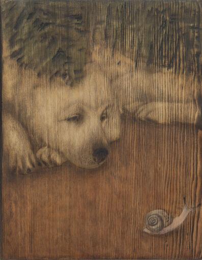 Duck Yong Kim, 'Grain_Dog02', 2016