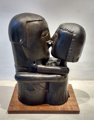 Inos Corradin, 'O Beijo'