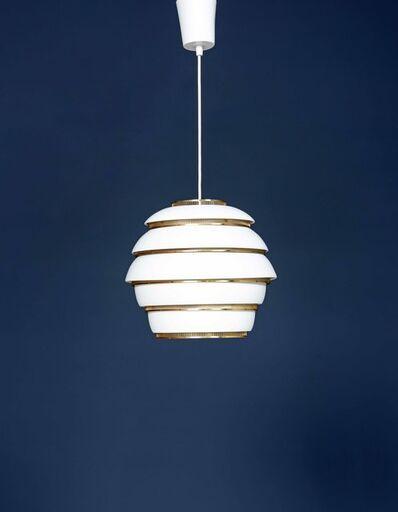 Alvar Aalto, 'A331 dit Beehive, Ceiling lamp', vers 1970