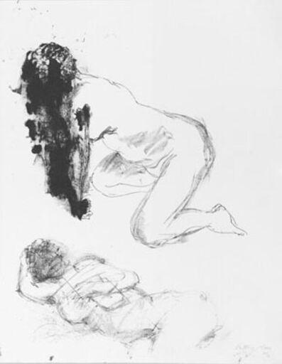 Anthony Caro, 'untitled prints (unframed)', 1996