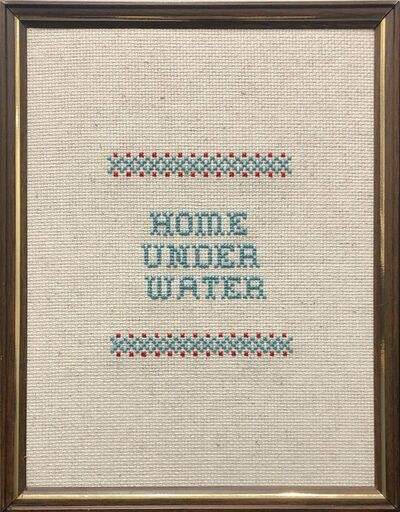Kirsten Stolle, 'Home Under Water', 2014