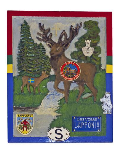 Jeffrey Vallance, 'Las Vega - Lappadonia', 2001