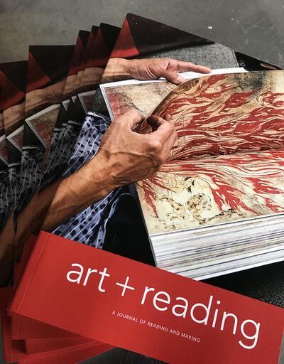 Jenn Law, 'art+reading', 2018