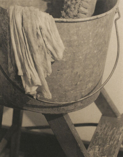 Paul Outerbridge, 'Pail on Ladder', 1922
