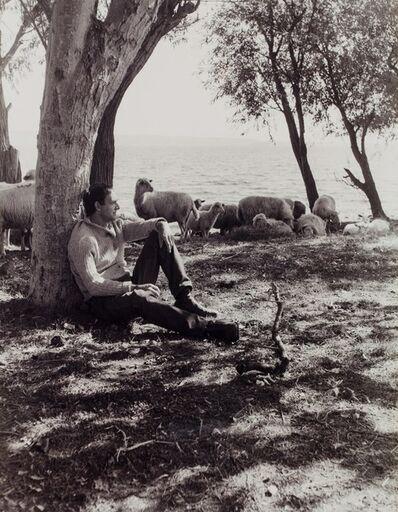 Plinio De Martiis, 'Cy Twombly', 1972