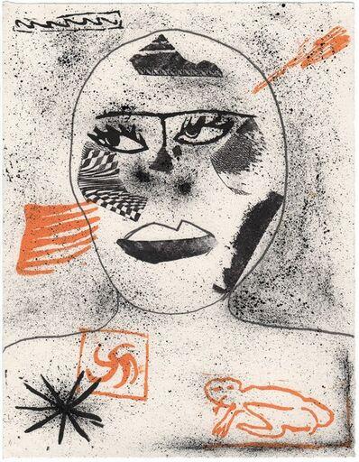 Olivia Gibb, 'A Portrait of Gary Numan', 2016
