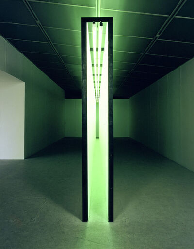 Bruce Nauman, 'Green Light Corridor', 1970