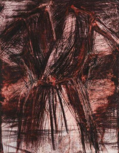 Jim Dine, 'Robe in a Furnace', 1980