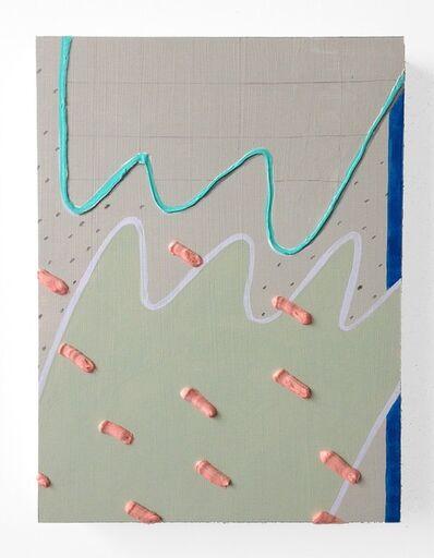 Jessica Simorte, 'Untitled (Pink Sand Dots)', 2015
