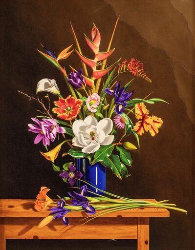 Otto Duecker, 'Three Tulips', ca. 2004