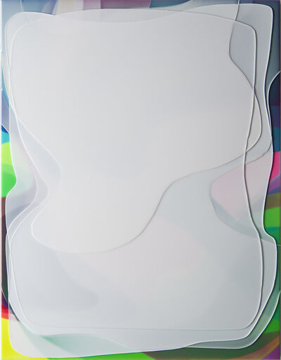 Peter Zimmermann, 'pole', 2018