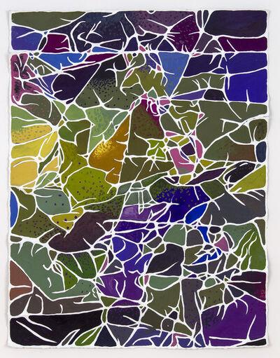 Maura Bendett, 'Purple Field', 2013-2014