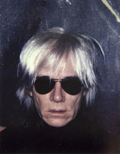 Andy Warhol, 'Self-Portrait', 1986