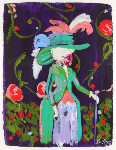 Bradley Theodore, 'Skull Garden', 2016