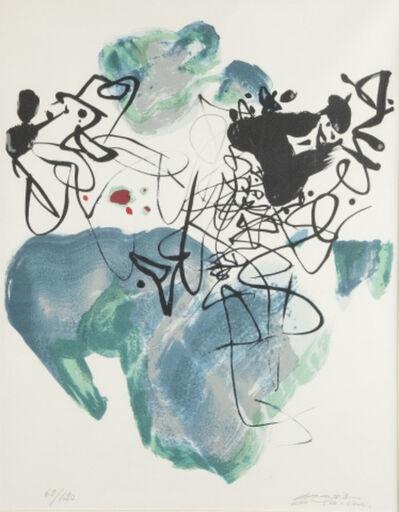 Chu Teh-Chun, ' Universal Peace', 1988