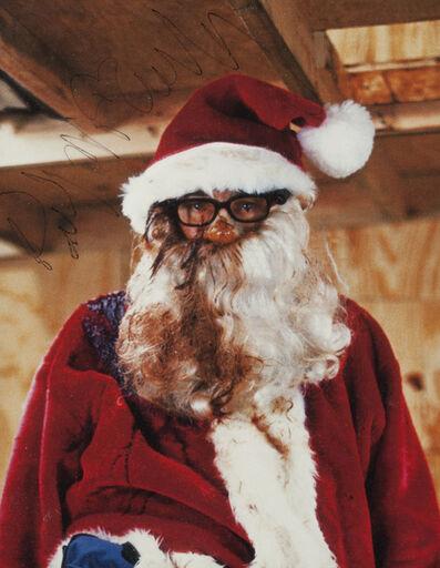 Paul McCarthy, 'Santa Portrait'