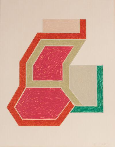 Frank Stella, 'Sunapee', 1974