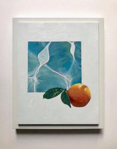 Kyle Hanson, 'Orange Still Life', 2019