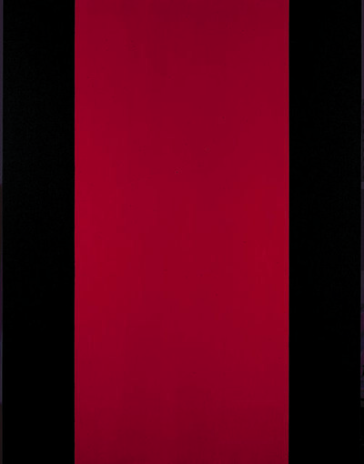 Barnett Newman, 'The Way II ', 1969