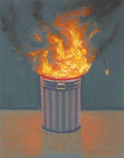 Vonn Cummings Sumner, 'Trashfire I', 2019