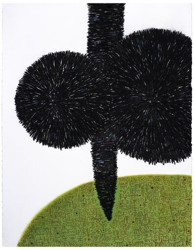 Victor Ekpuk, 'Composition No. 14', 2013
