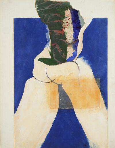 David Hare, 'Collage', 1966