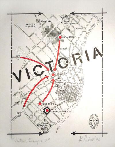 Margarita Paksa, 'Victoria siempre', 1976
