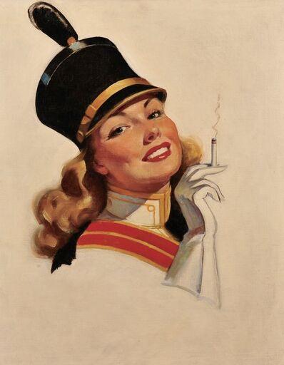 Bradshaw Crandell, 'Cigarette Advertisement', ca. 1940