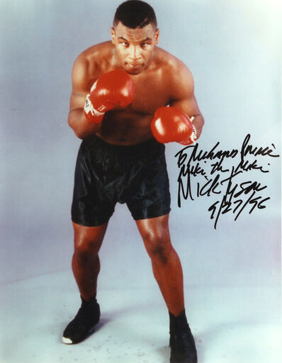 Richard Prince, 'Mike Tyson', 2000