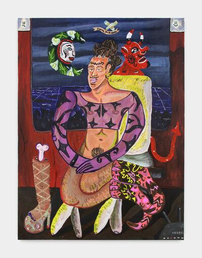 Marcel Alcalá, 'Segura por la noche', 2020