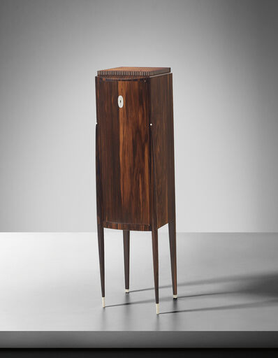 Jacques-Emile Ruhlmann, 'Spindle-legged cabinet, model no. 1525AR', ca. 1920s