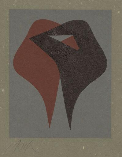 Jean Arp, 'Arthur Rimbaud (Arntz 235)', 1962