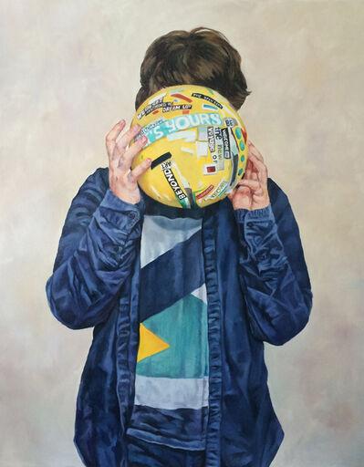 Anca Danila, 'Recycling my own identity', 2017