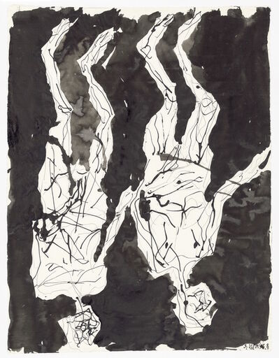Georg Baselitz, 'Untitled', 2019