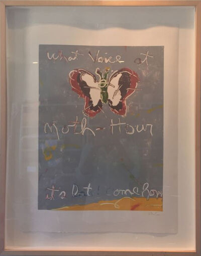 DeLoss McGraw, 'Moth Hour', 2012